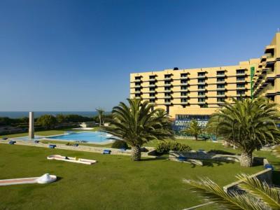 Hotel Solverde Facade