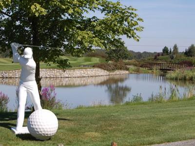 Rosa Privat golf